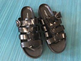 Vagabond Platform Sandals black