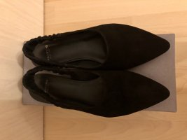 Vagabond Slingback Ballerinas black leather