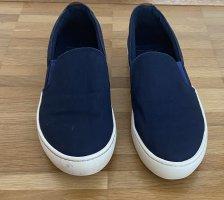 Vagabond Slip-on Sneakers dark blue