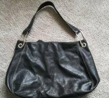 Valentina Trazzi Bag in Schwarz / Leder