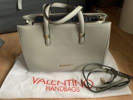 By Mário Valentino Handbag silver-colored-light grey