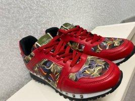 Valentino Sneakers met veters veelkleurig