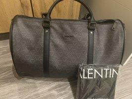 Valentino by Mario Valentino Borsa da viaggio nero-grigio scuro