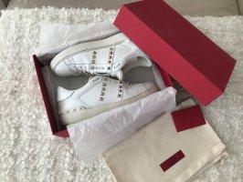 Valentino Rockstud Untitled Sneaker Blogger Echtleder Nieten Gr.38