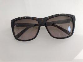 Valentino Retro Glasses dark brown