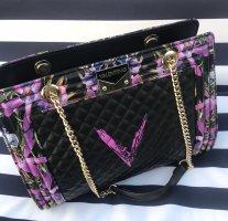 Valentino Shopper multicolore cuir
