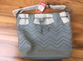 Valentino Pouch Bag slate-gray