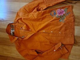 van Laack Camicia blusa arancione