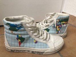 Vans Zapatos de patinador multicolor Algodón