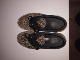 Vans Zapatilla brogue negro-marrón arena