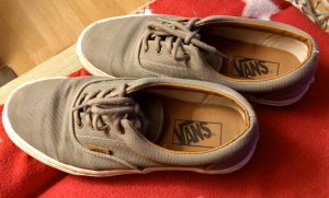 Vans Authentic in grau/braun 38