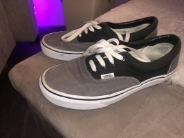 Vans Zapatos de patinador negro-gris