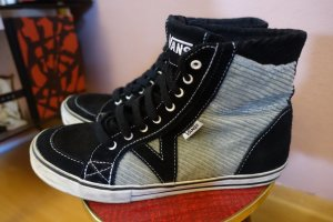 Vans Hi Top, High Top, Sneaker, Cord, Gr. 38, Tory High