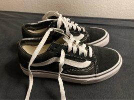 Vans Zapatos de patinador blanco-negro