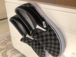 Vans Chaussure skate gris-gris clair