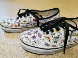 Vans Lace-Up Sneaker blue