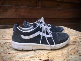 Vans Sneaker schwarz-weiß lightweight