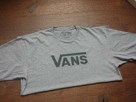 Vans, T Shirt, Grau, Original, Gr XL, Logo