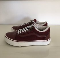 Vans Ultracush mit Fell Gr. 37