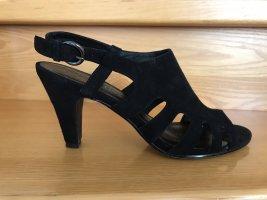 5th Avenue Hoge hakken sandalen zwart