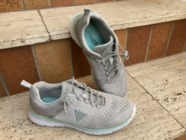 Venice Slip-on Sneakers light grey-mint
