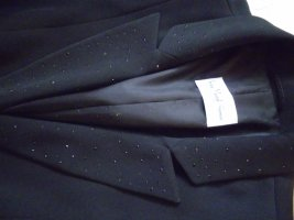 Vera Mont Blazer de esmoquin negro Poliéster