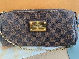 Verkaufe Louis Vuitton Handtasche Damier Eben Eva Pochette