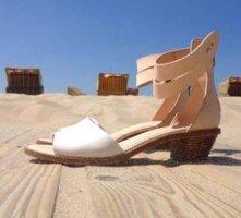 Vero Cuoio Sandalette Gr. 40