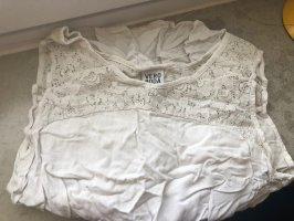 Vero Moda Gehaakt shirt wit-room