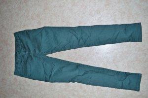 VERO MODA grüne/ dunkelgrüne Jeans
