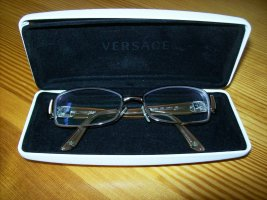 Versace Glasses brown-rose-gold-coloured