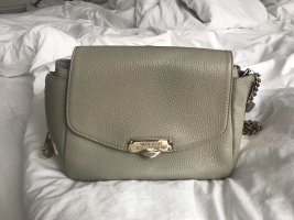 Versace Collection Borsa a spalla verde-grigio