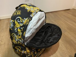 Versace Jeans Couture Sac à dos collège multicolore