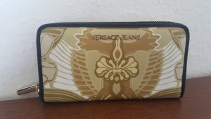 Versace Wallet multicolored imitation leather