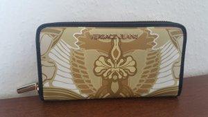 Versace Portefeuille multicolore faux cuir