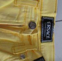 Versace Jeans, Gr.36, gelb, Skinny