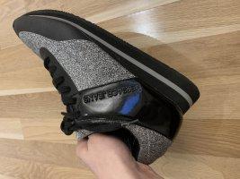 Versace Jeans Basket montante noir-blanc