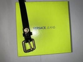 Versace Jeans Ceinture de taille noir-doré