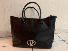 Versace Jeans Handtasche schwarz