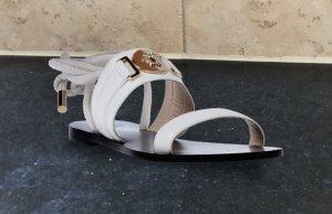 Versace Sandały z rzemykami Wielokolorowy Skóra