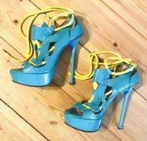 Versace Sandaletten, Couture , Gr. 38