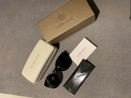Versace Butterfly Glasses black-gold-colored