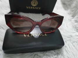 Versace Sonnenbrille in Rot