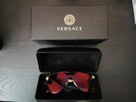 Versace Gafas de sol redondas negro