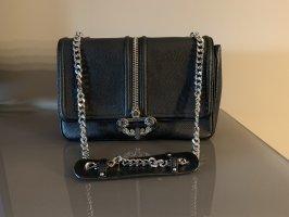 Versace Tasche schwarz Neupreis 190 Euro