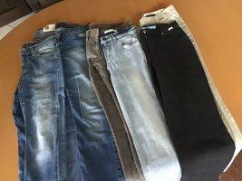 Verschiedene Jeans Gr. 36