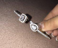 NoName Braccialetto in argento argento