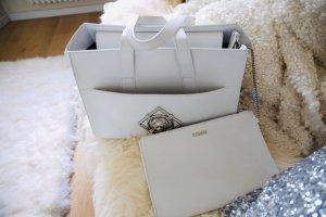 VERSUS Versace Handtasche mit Clutch