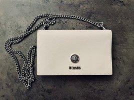 VERSUS Versace Bolso de mano blanco Cuero