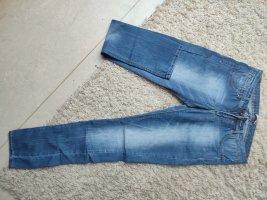 Blanco Stretch Jeans multicolored